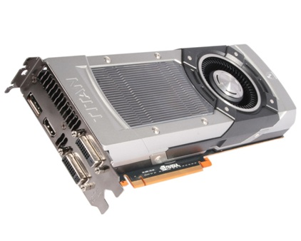 Nvidia Titan video card